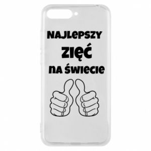 Phone case for Huawei Y6 2018 The best son-in-law in the world