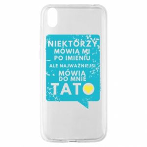 Huawei Y5 2019 Case The most important people call me Dad