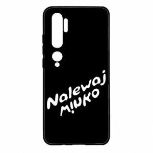 Etui na Xiaomi Mi Note 10 Nalewaj winko
