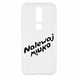 Etui na Nokia 4.2 Nalewaj winko