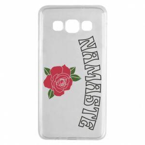 Etui na Samsung A3 2015 Namaste rose