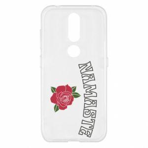 Etui na Nokia 4.2 Namaste rose