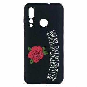 Etui na Huawei Nova 4 Namaste rose