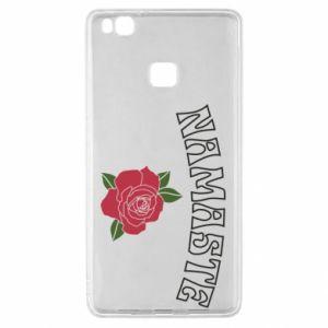 Etui na Huawei P9 Lite Namaste rose