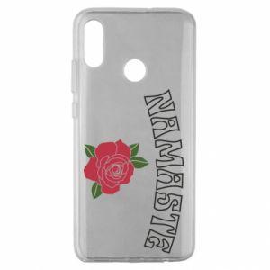 Etui na Huawei Honor 10 Lite Namaste rose