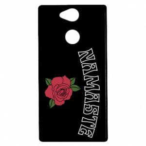 Etui na Sony Xperia XA2 Namaste rose