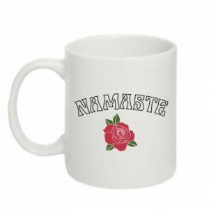 Kubek 330ml Namaste rose