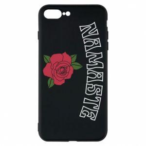 Phone case for iPhone 7 Plus Namaste rose