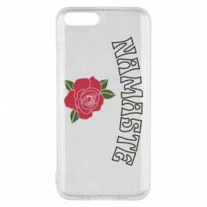 Phone case for Xiaomi Mi6 Namaste rose