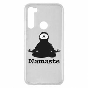 Xiaomi Redmi Note 8 Case Namaste