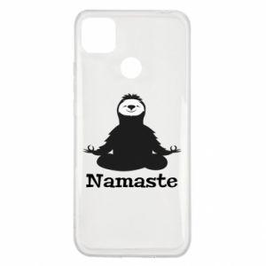 Xiaomi Redmi 9c Case Namaste