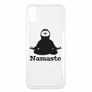 Xiaomi Redmi 9a Case Namaste