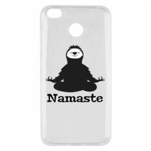 Xiaomi Redmi 4X Case Namaste