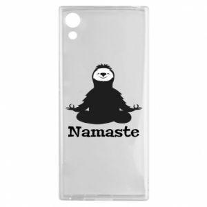 Sony Xperia XA1 Case Namaste