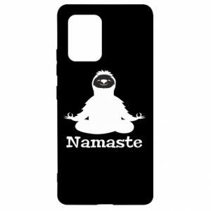 Samsung S10 Lite Case Namaste