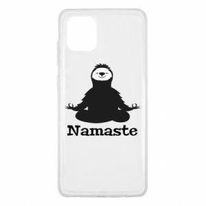 Samsung Note 10 Lite Case Namaste