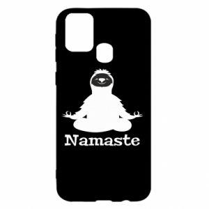 Samsung M31 Case Namaste