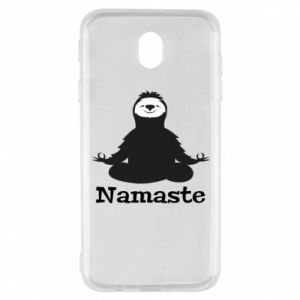 Samsung J7 2017 Case Namaste