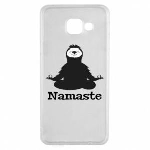 Samsung A3 2016 Case Namaste