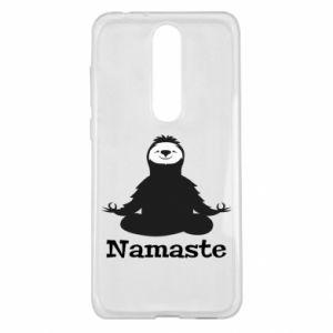 Nokia 5.1 Plus Case Namaste