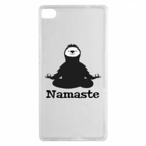 Huawei P8 Case Namaste