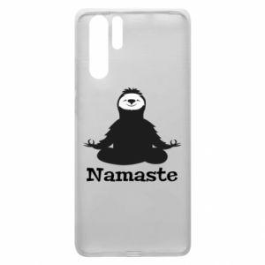 Huawei P30 Pro Case Namaste