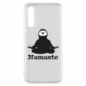 Huawei P20 Pro Case Namaste