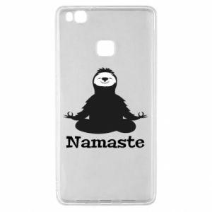 Huawei P9 Lite Case Namaste