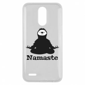 Lg K10 2017 Case Namaste