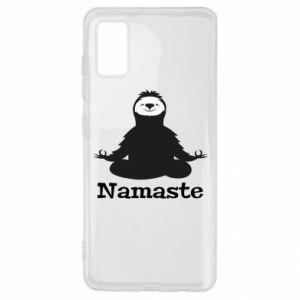 Samsung A41 Case Namaste
