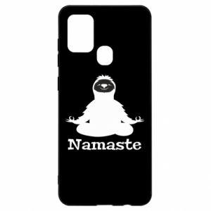 Samsung A21s Case Namaste