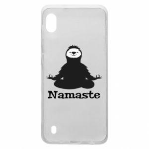 Samsung A10 Case Namaste