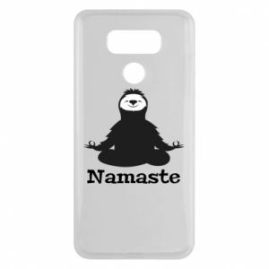 LG G6 Case Namaste