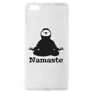 Huawei P8 Lite Case Namaste