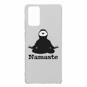 Samsung Note 20 Case Namaste