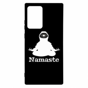 Samsung Note 20 Ultra Case Namaste