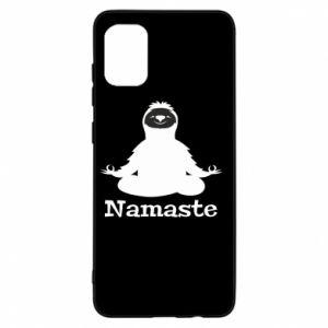 Samsung A31 Case Namaste