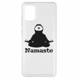 Samsung A51 Case Namaste