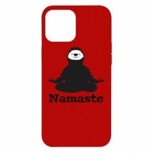 iPhone 12 Pro Max Case Namaste