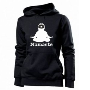 Women's hoodies Namaste