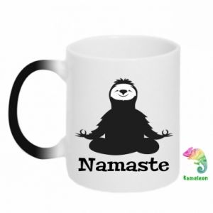 Kubek-kameleon Namaste