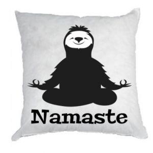 Pillow Namaste