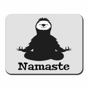 Mouse pad Namaste