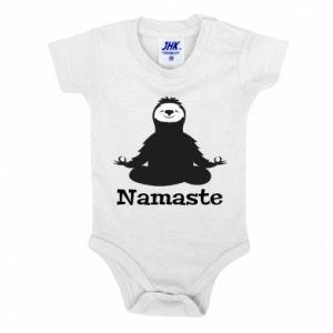 Baby bodysuit Namaste