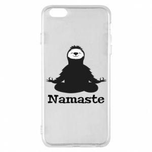 Phone case for iPhone 6 Plus/6S Plus Namaste
