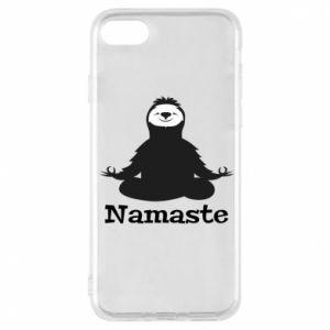 Phone case for iPhone 8 Namaste