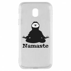 Phone case for Samsung J3 2017 Namaste