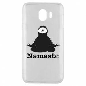 Phone case for Samsung J4 Namaste