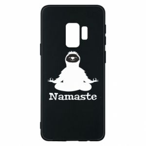 Phone case for Samsung S9 Namaste
