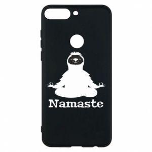 Phone case for Huawei Y7 Prime 2018 Namaste